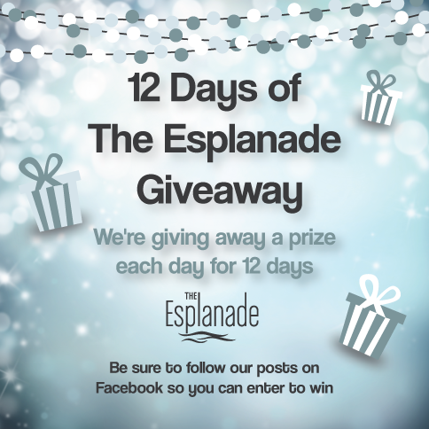 12 Days of The Esplanade